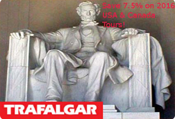 Trafalgar Tours to Europe Promotions